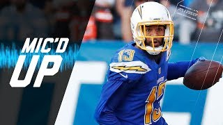 Keenan Allen Mic'd Up vs. Browns