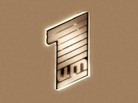 Окончание эфира ЦТ 1 программа-реконструкция (конец 1991 года)