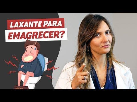 Imagem ilustrativa do vídeo: LAXANTE FUNCIONA PARA EMAGRECER?