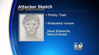 Police Release Sketch Of Violent, Trinity Trails Naked Bicyclist