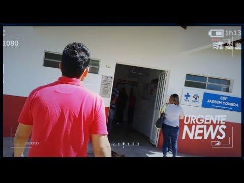 Vistoria, nas Unidades de Saúde em Biritiba Mirim