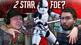 Is 2 Star First Order Executioner Viable in Arena? | Star Wars: Galaxy of Heroes