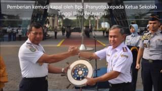 Pelepasan & Penyambutan Ketua Sekolah Tinggi Ilmu Pelayaran Jakarta 2016