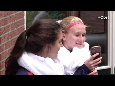 IJsblokjesmachines in Delden draaien overuren voor Amerikaanse voetbalvrouwen
