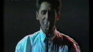 Centro de gravedad - NÓMADAS TOUR'87.