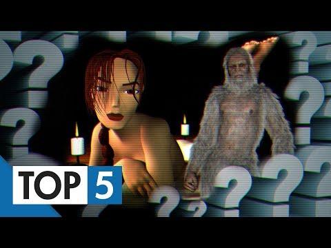 TOP 5 - Největších herních mýtů