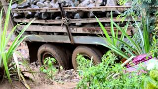 Truck off Road
