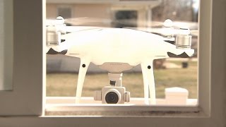 Peeping Tom Used A Drone To Spy On Woman In The Bathroom: Cops