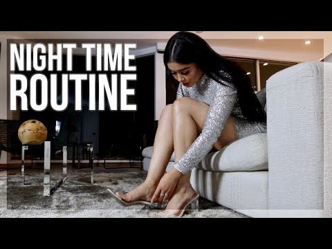Night Time Routine 2017 | Daisy Marquez
