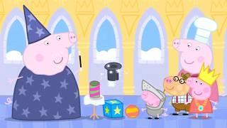 Prasátko Peppa S03E14 Princezna Peppa