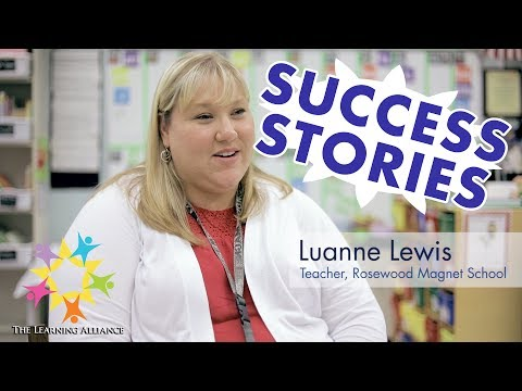 Success Story:  Luanne Lewis
