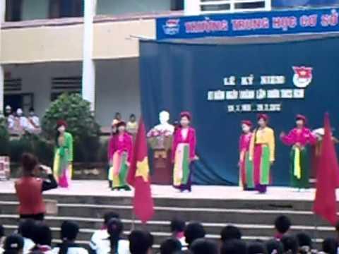 Văn Nghệ : Múa Cây đa 26/3/2012