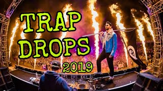 BEST TRAP DROPS EVER 2019 | DROPS ONLY | 75 BPM |SMOKEHEAD