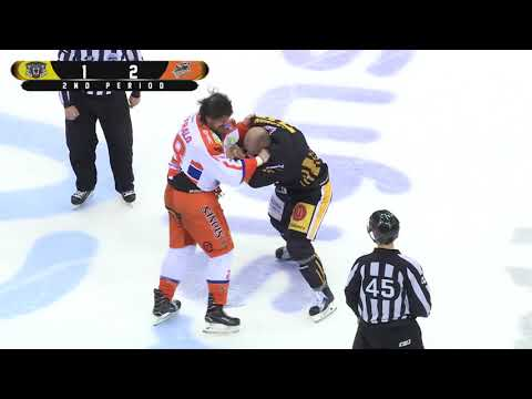 Mathieu Gagnon vs. Zack FitzGerald