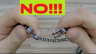 4 Worst Mistakes In BICYCLE CHAIN Maintenance. How NOT to do it. SickBiker Tips.