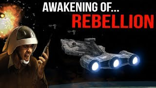 Star Wars - Awakening of the Rebellion S2Ep 8 (Rebels On The Run)
