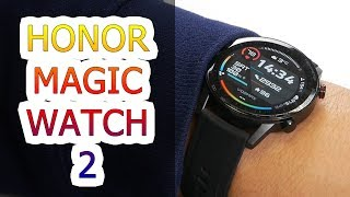 ОБЗОР | Honor Magic Watch 2 (46 мм)