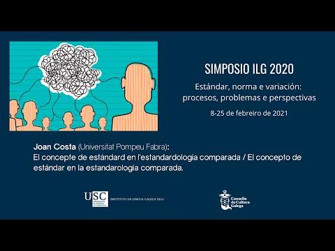 El concepte de estàndard en l'estandardologia comparada
