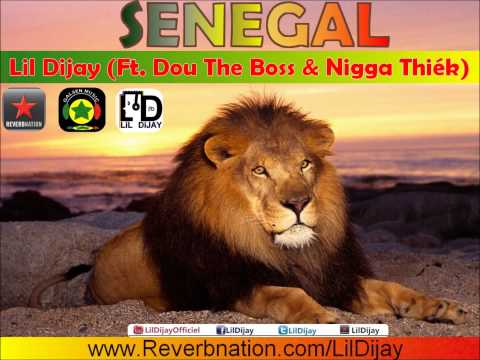Sénégal - Lil Dijay (Ft. Dou The Boss & Nigga Thiék)