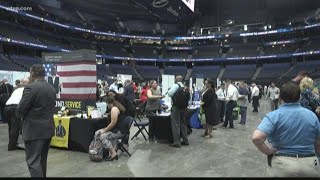 More Than 100 Jobs Offered For Veterans At Job Fair In Tampa