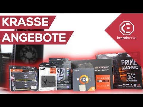 HEFTIGE GAMING PC ANGEBOTE am BLACK FRIDAY? JETZT einen Gaming PC bauen? #KreativeFragen 43