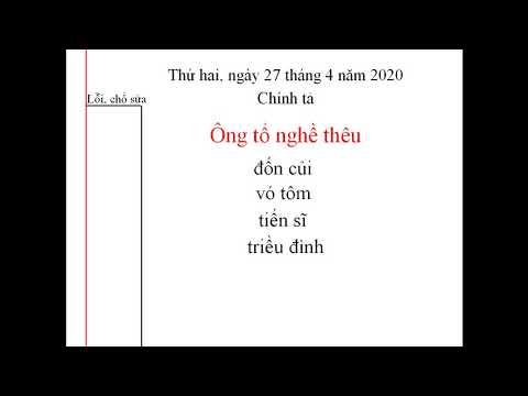 Bài giảng của Thầy Nguyễn Hoàng Nghiệp lớp 3E-Trường tiểu học Tân Trung
