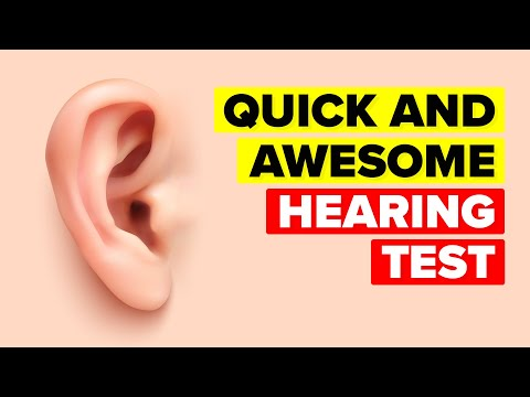 Are Your Ears Young? Try Taking this Sound Frequency Test