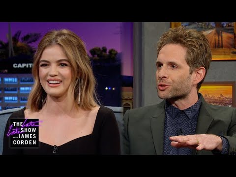 Lucy Hale & Glenn Howerton Know How to Lose an Accent