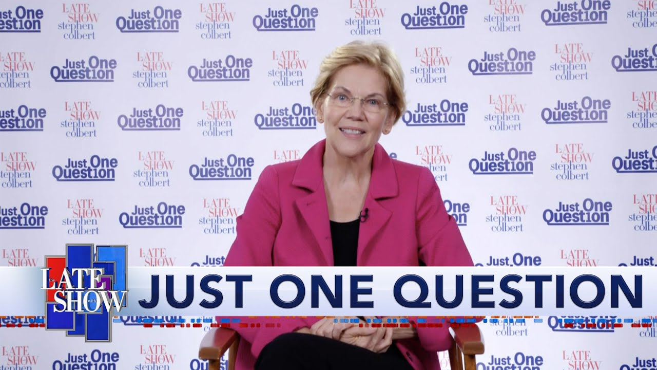 Just One Question: Democratic Candidates Edition, Vol. 2 thumbnail