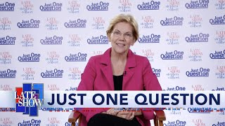 Just One Question: Democratic Candidates Edition, Vol. 2
