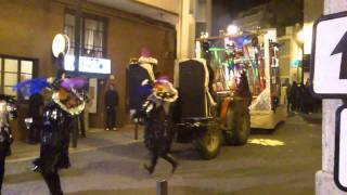 preview picture of video 'Carnaval 2012, Alcala de XIvert'