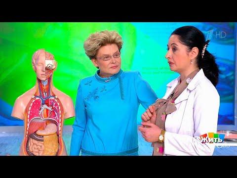 Жить здорово! Диагностика рака желудка(20.11.2017)