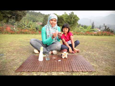 Video Step by step menanam boneka Potty