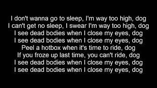 21 Savage   Close My Eyes [Lyrics]