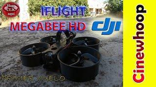 IFLIGHT MEGABEE HD DJI