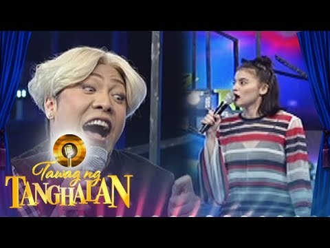 Tawag ng Tanghalan: Vice talks about lovers' quarrels