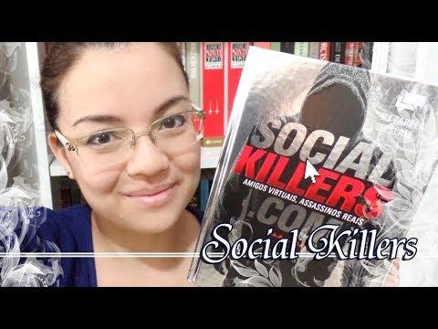 Livro - Social Killers (RJ Parker e JJ Slate)