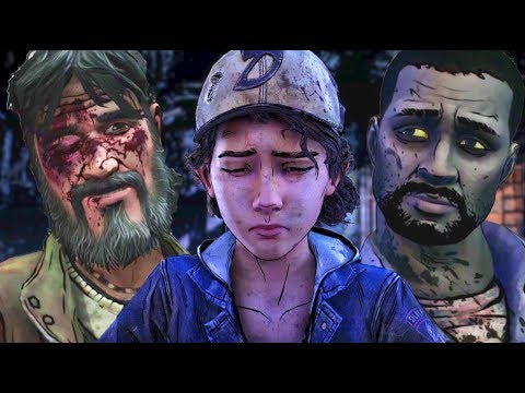 Clementine Explains How She Killed the Two People She Loved the Most -The Walking Dead Final Season