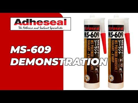 MS-609 - Fast Grab Adhesive