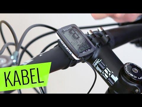 Kabelgebundener Fahrradcomputer Installation - einfach, schnell & richtig - Fahrrad.org