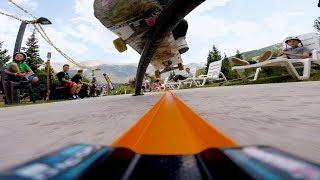 GoPro x Hot Wheels: Woodward Copper Resort POV