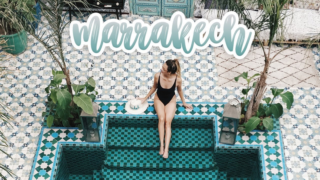 Travel diary Marrakech
