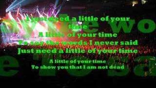 Maroon 5 - Little of Your Time with lyrics