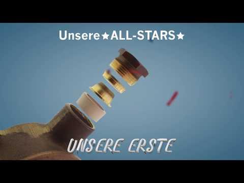 Unsere All-Stars Kabelverschraubungen