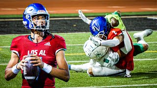 HE HAS OFFERS FROM EVERY SCHOOL IN THE COUNTRY!! (#2 QB IN THE NATION GOES OFF)