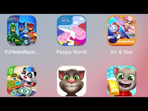 Download Paw Patrol Mighty Pups New Update My Talking Tom 2