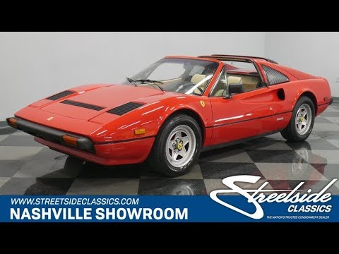 1984 Ferrari 308 (CC-1250833) for sale in Lavergne, Tennessee