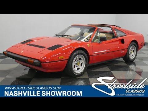 Video of 1984 Ferrari 308 - $59,995.00 - QT5D