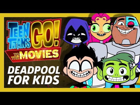 Teen Titans Go! To The Movies Review – It's Deadpool For Kids