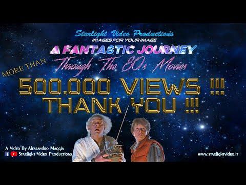 Viaje nostálgico a través de las películas de los 80